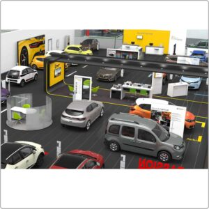 1 Renault Store